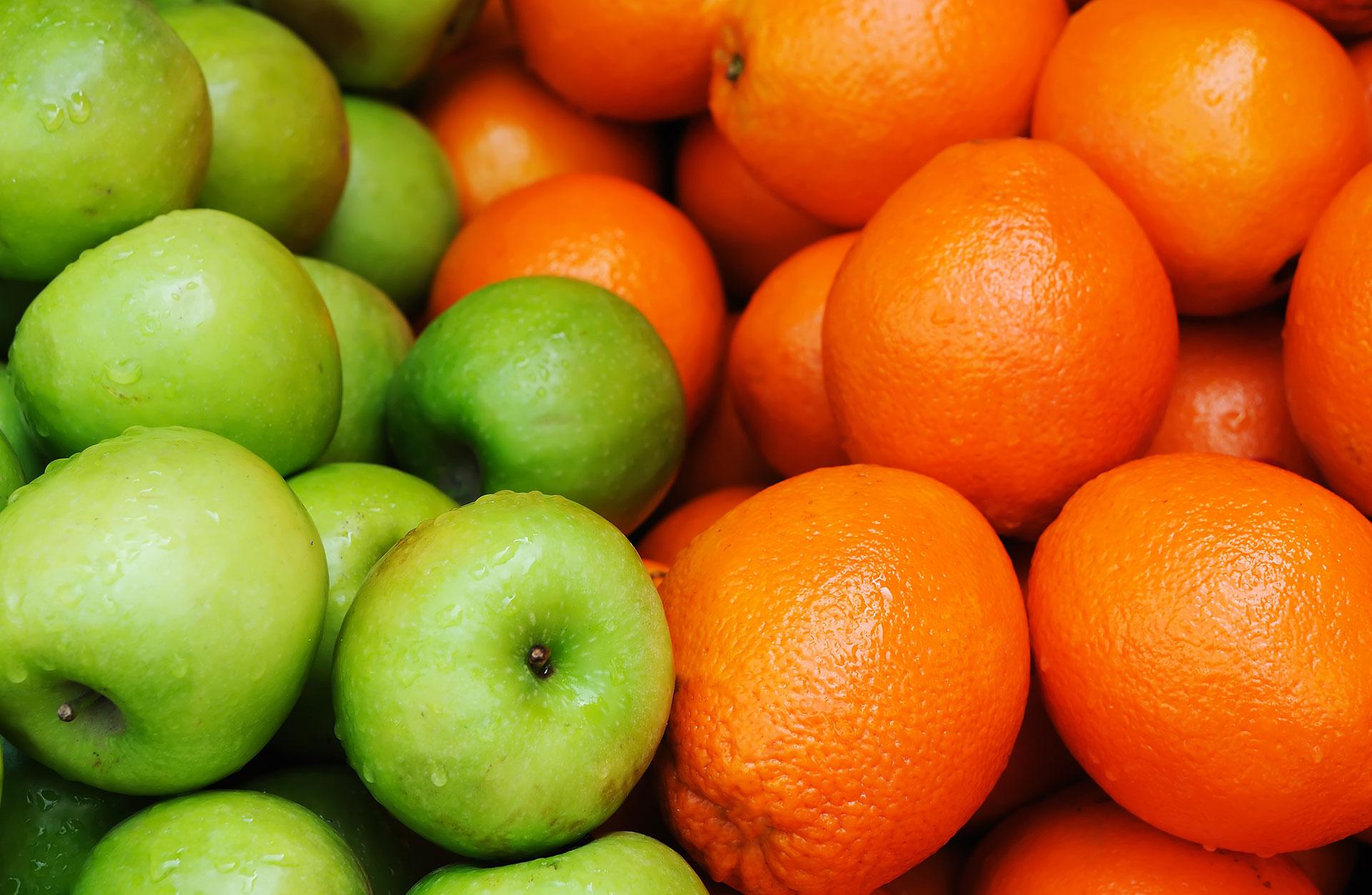 الخضارو الفواكه